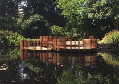 RTBG Bicentennial Lily Pad Decks