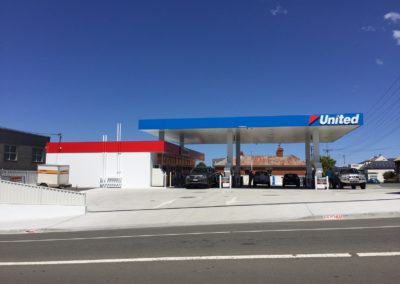 United Petroleum: North Hobart
