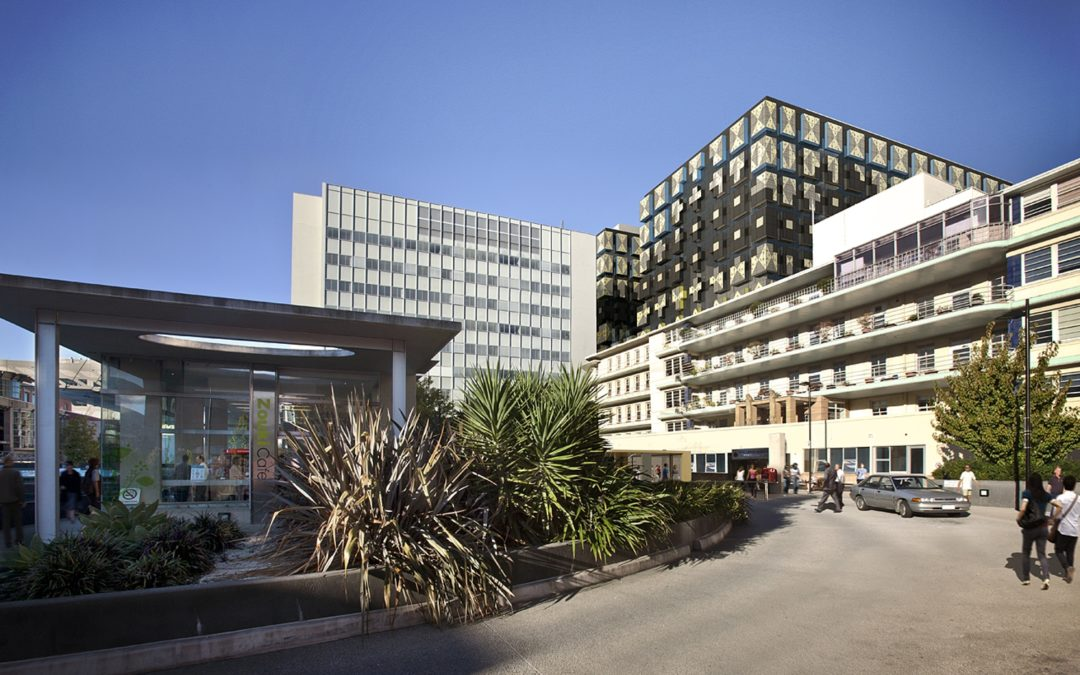 Royal Hobart Hospital: Early Works Packages